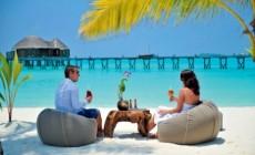 Мальдивы отдых на пляже