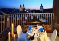 Романтический ужин в Праге