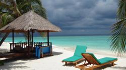 Мальдивы - Пляжный отдых!