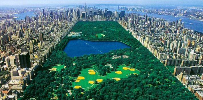 Отдых в США - Центральный парк Нью-Йорк!