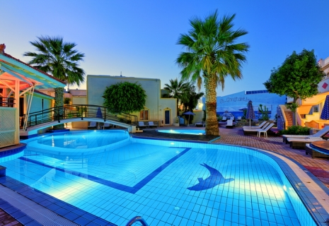 Греция из Одессы! Раннее бронирование: Лето 2015. Отдых в Греции – доступные цены! Отель St.Constantin Hotel 5* от 628 EUR