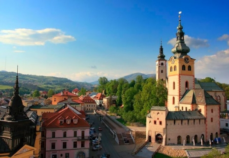 Тур в Словакию на Майские Праздники 2015. Отдых в Мае - Словакия. Стоимость 200 €