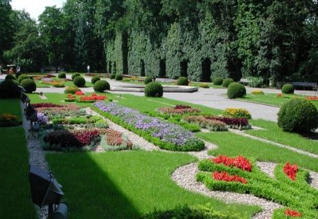 парк Варшавы