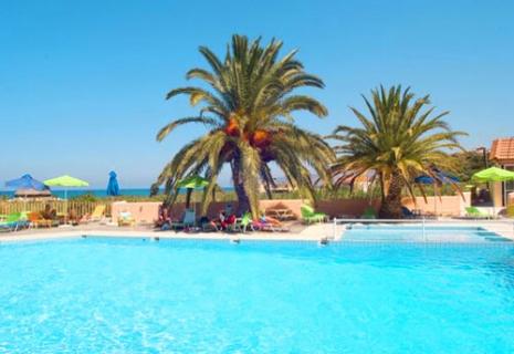 Отель Fereniki Holiday Resort 3*