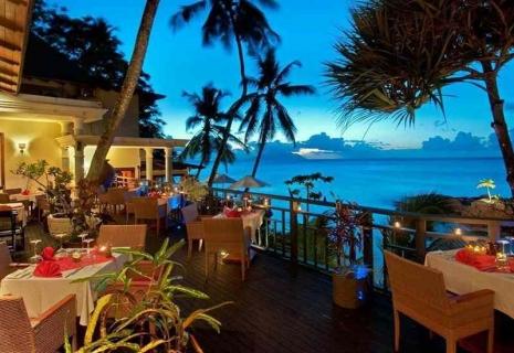 Туры на Сейшелы. Отель The Hilton Seychelles Northolme Resort & Spa 5*  Бесплатныеночи + акция «Раннего бронирования -15%» Цены от 2780 €