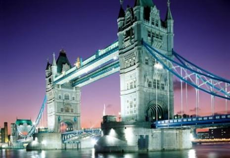 День всех влюбленных в Лондоне, Великобритания!