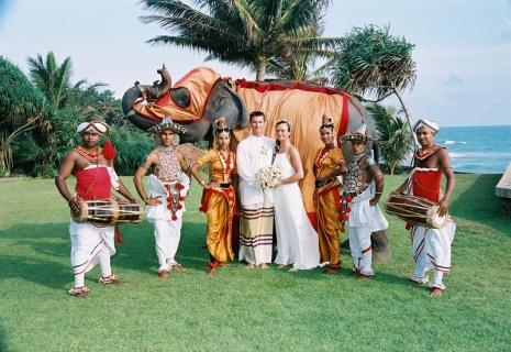 Шри-Ланка, Свадебная церемония на Шри-Ланке +  Отдых на Шри-Ланке от 880 у.е.