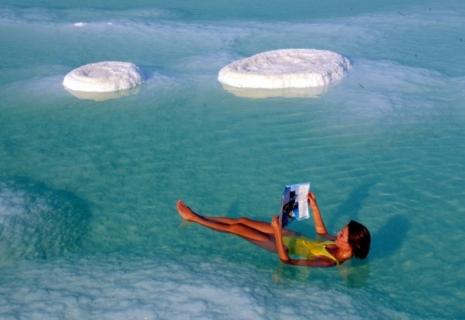 Отдых на Мервом Море