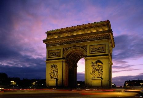 Достопримечательности Франции