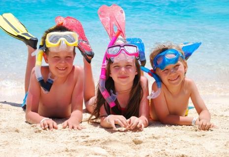 Детский отдых на Золотых Песках