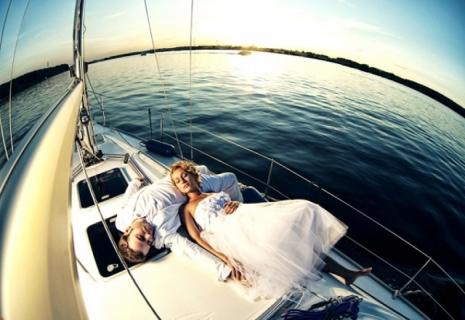 Яхта GULET