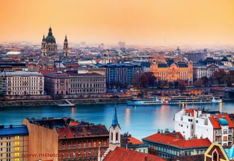 Венгрия на День Святого Валентина. Отдых на День Всех Влюбленных в Будапеште 4 дня