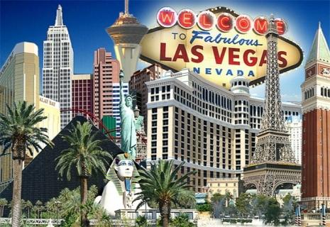 Лас Вегас - Мировая столица развлечений!