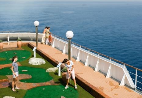 Круиз «Семь жемужин Карибского моря» на лайнере MSC Musica 5* 11 ночей с Авиа - 1999 USD
