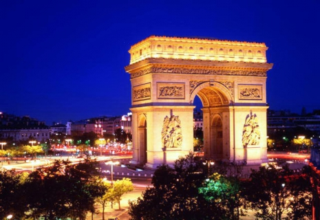 Арка во Франции