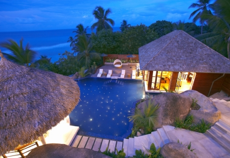 Сейшелы: Отель Hilton Seychelles Labriz Resort & Spa 5*  Акция «Раннего бронирования -15%» Цены от 1970 €