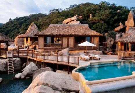 Отель Six Senses Ninh Van Bay 5* Вьетнам