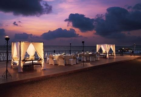 Свадьба на терасе