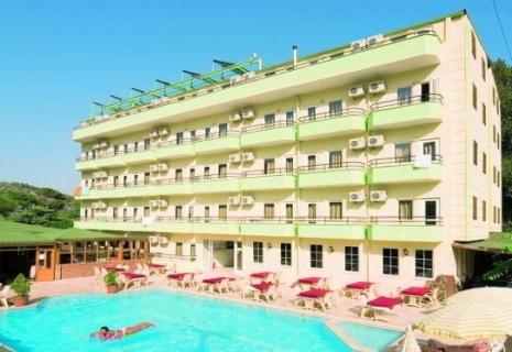 Раннее бронирование: Турция из Одессы! Лето 2015. Отель Asia Hotel 3* – 492 USD