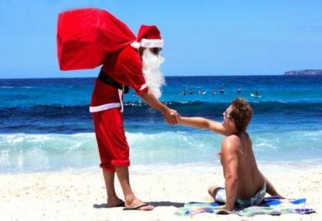 Бали рождество