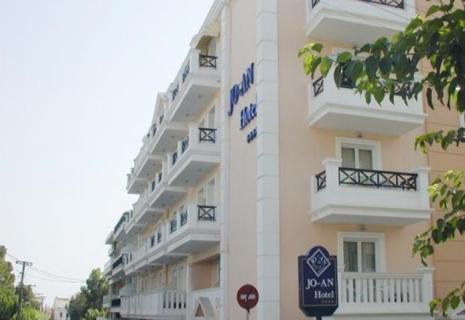 Отель Jo-An Palace 4*