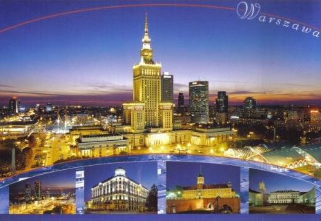 Польша на День Святого Валентина 2015. Отдых на День Всех Влюбленных в Варшаве 4 дня от 66 EUR