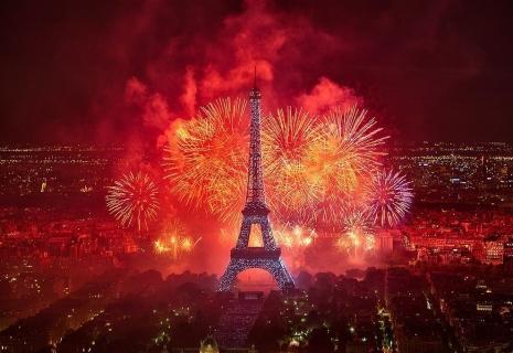 Тур во Францию на Новый Год