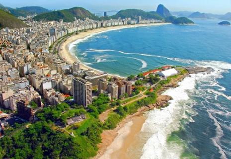 Тур в Бразилию + Аргентина «Две жемчужины Латинской Америки» 10 дней. Цены от 1945$