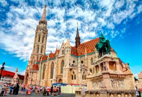 Апрельский уикенд – Венгрия + Австрия! Автобусный тур по Европе. Стоимость 99 €