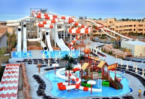 Аквапарк в Египте