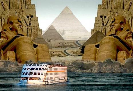 Круиз по Египту