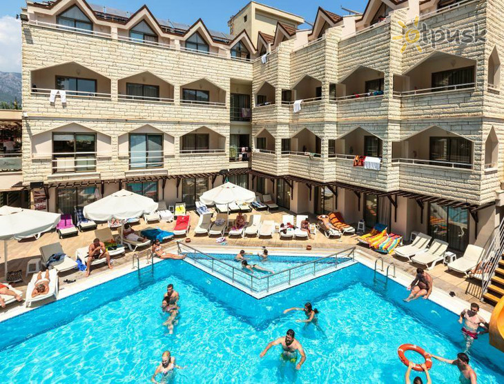 himeros life hotel 4 фото