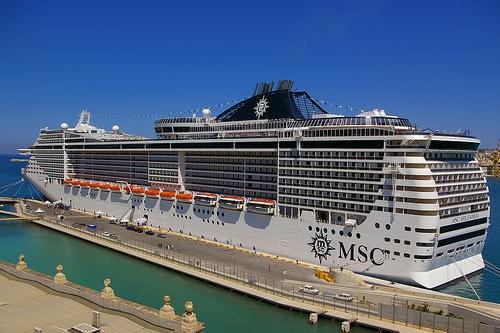 Новогодние каникулы в морском круизе по Средиземному морю на лайнере MSC