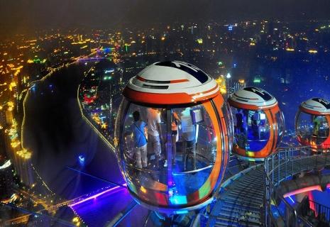Тур в Китай, Гуанчжоу.  Международные выставки 2015 Китай.
