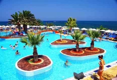 Греция лето