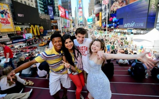 """Образование за границей """"Приключения в Нью-Йорк Сити"""" - Отдых и обучение в США 2 недели!"""