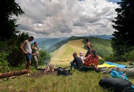 Драйв по-Закарпатски или отдых для активных. Отдых в Карпатах. Цены от 2200 грн.