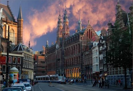 Отдых в Амстердаме: Автобусный тур в Амстердам из Киева за 250 €