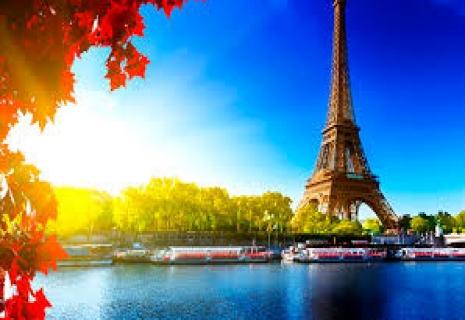 Франция на 8 Марта