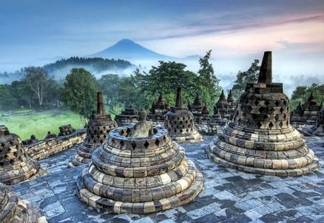 Индонезия достопримечательности