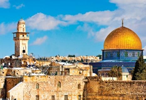 Экскурсионный тур по Израилю