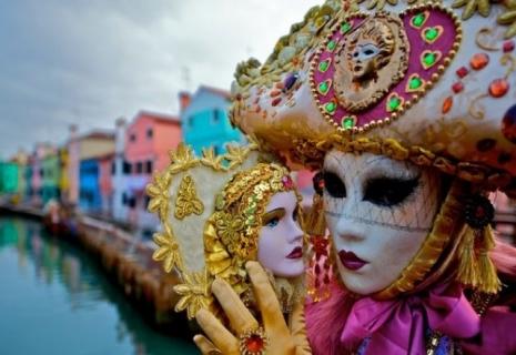 Тур на Карнавал в Ницце!