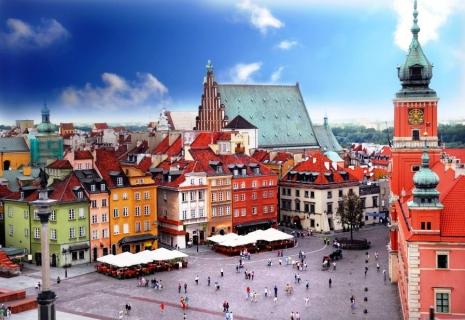 Отдых в Польше 2014 – 2015. Сборный ТУР «ВАРШАВА»  от 118 евро