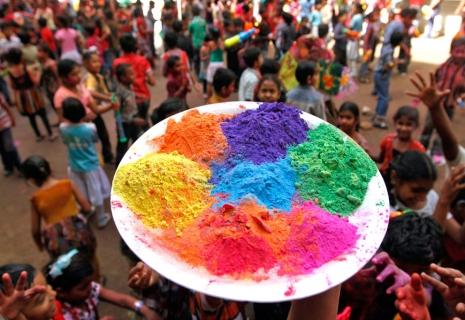 Индия. Экскурсионный тур Золотой Треугольник+праздник красок Холи. 6 ноч. от 815 $