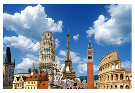 Экскурсионные туры в Европу 2015: Автобусный тур «ЕВРОПА ДЛЯ ВАС» + Краков. Стоимость тура от 165 €