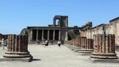 Экскурсионный тур в Помпеи