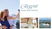 """Круизы класса люкс """"REGENT SEVEN SEAS CRUISES""""  All Inclusive. Акция низкие цены!"""