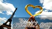 Отдых во Франции: День Святого Валентина в Париже 4 дня / 3 ночи  от 294 евро