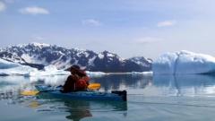 Отдіх на Аляске