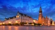 Тур выходного дня в Варшаву. Экскурсионный тур Варшава–Краков. Отдых в Польше от 217 €